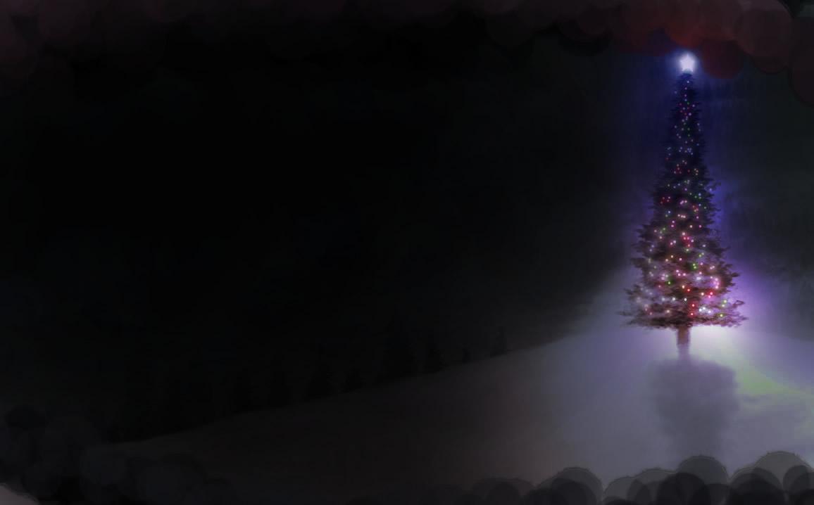 Sue o perpetuo de navidad reflexi n - Arbol navidad diseno ...