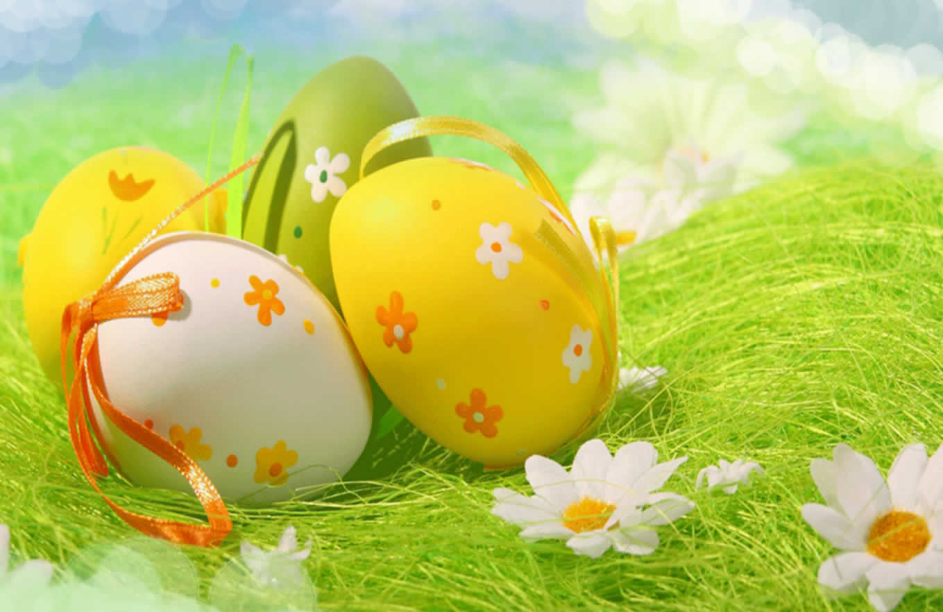 Los huevos de pascua significado y preguntas comunes - Huevos decorados de pascua ...