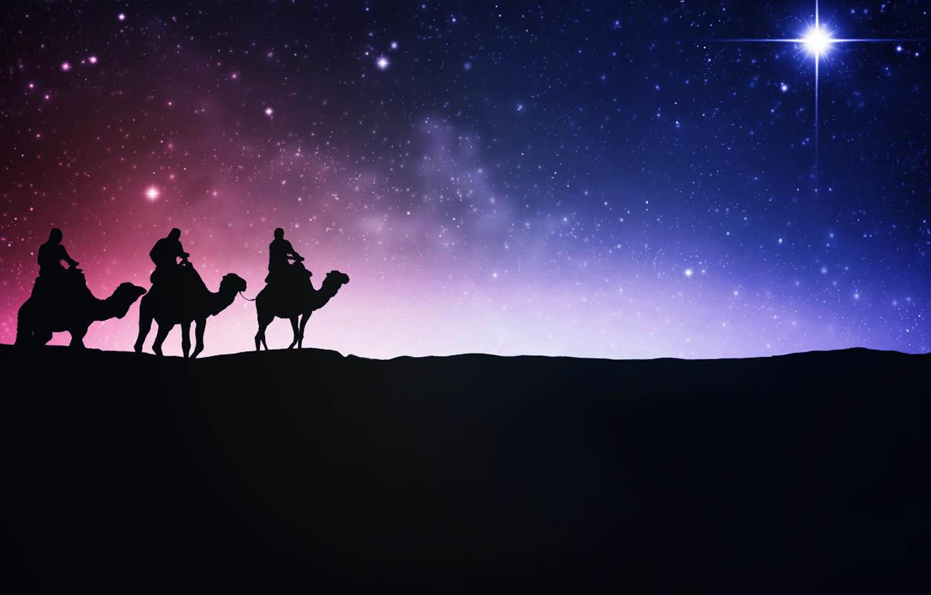 Imagenes Tres Reyes Magos Gratis.Postales Para El Dia De Los Reyes Magos