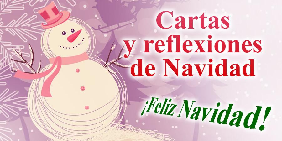 Cartas Reflexiones Y Lecturas De Navidad