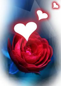 Te amo mi amor, te amo. | Postal cristiana para enamorados