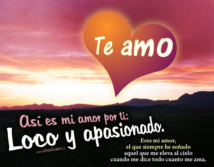 Loco Por ti mi Amor Así es mi Amor Por ti
