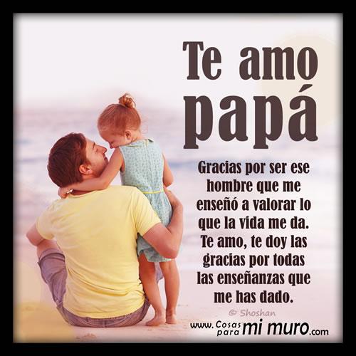Carta De Hija A Papa