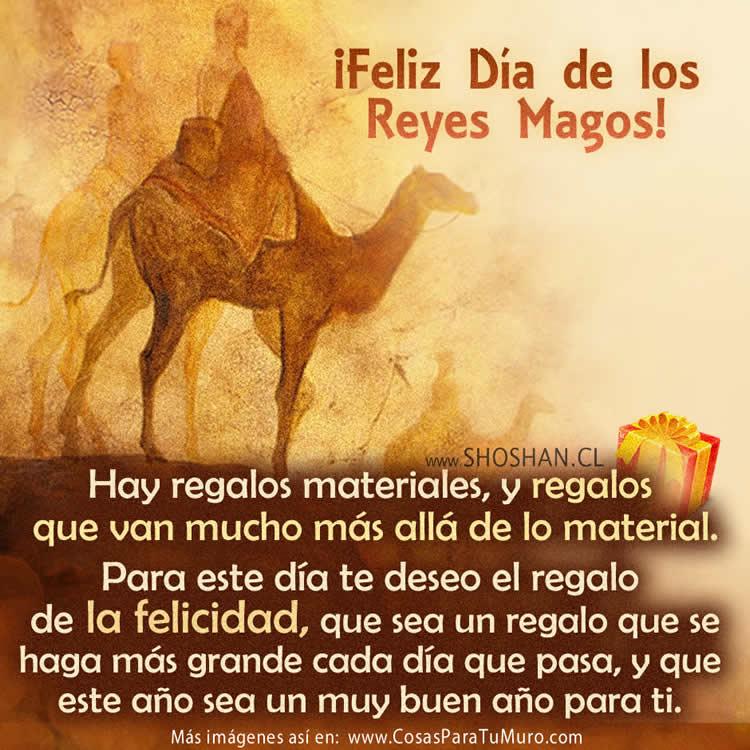 Feliz Día De Los Reyes Magos