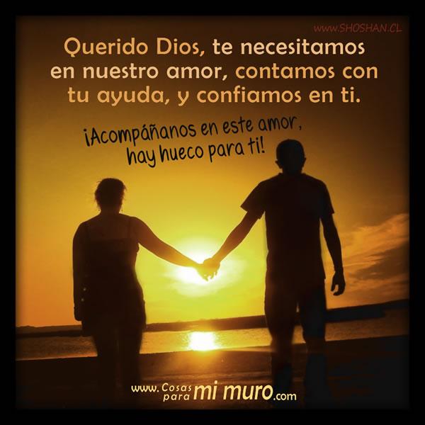 Oracion Por Nuestro Amor
