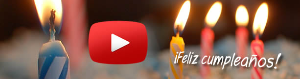 Video musical de cumpleanos para un hermano